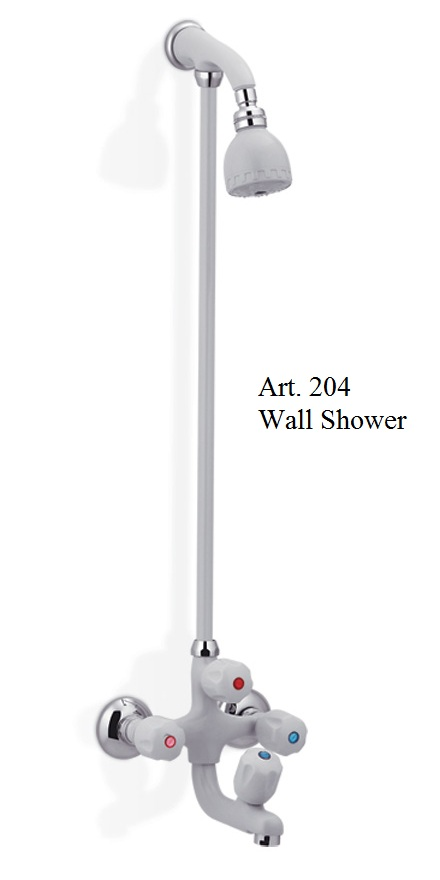 Mehran Wall Shower